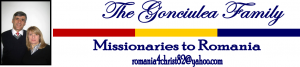 Gonciulea Family to Romania