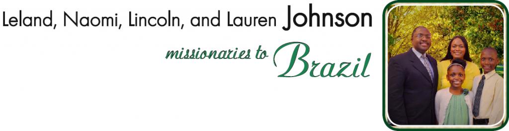 Johnsons to Brazil