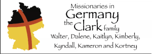 Clark Family to Germany