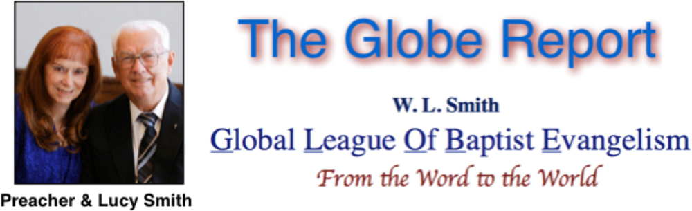 Preacher and Lucy Smith Global League of Baptist Evangelism