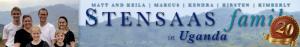 Stensaas Family to Uganda