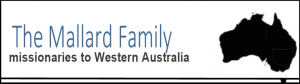 Mallard Family to Australia